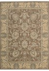 Capel Rugs Creative Concepts Cane Wicker - Vera Cruz Coal (350) Rectangle 3' x 5' Area Rug