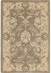 Capel Rugs Creative Concepts Cane Wicker - Bamboo Coal (356) Rectangle 3' x 5' Area Rug
