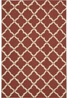 Capel Rugs Creative Concepts Cane Wicker - Vierra Spa (217) Rectangle 4' x 4' Area Rug