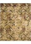 Capel Rugs Creative Concepts Cane Wicker - Canvas Rust (837) Rectangle 4' x 6' Area Rug