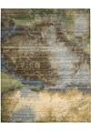 Capel Rugs Creative Concepts Cane Wicker - Java Journey Indigo (460) Rectangle 5' x 8' Area Rug