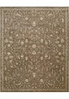 Capel Rugs Creative Concepts Cane Wicker - Canvas Cocoa (747) Rectangle 6' x 6' Area Rug