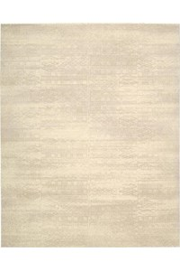 Capel Rugs Creative Concepts Cane Wicker - Granite Stripe (335) Rectangle 7' x 9' Area Rug