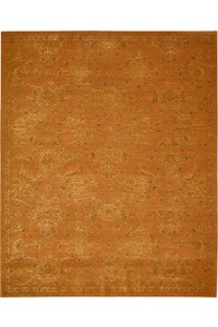Capel Rugs Creative Concepts Cane Wicker - Kalani Coconut (615) Rectangle 7' x 9' Area Rug