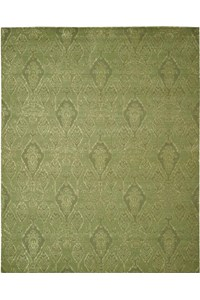 Capel Rugs Creative Concepts Cane Wicker - Canvas Canary (137) Rectangle 8' x 8' Area Rug