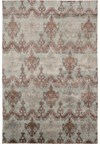 Capel Rugs Creative Concepts Cane Wicker - Canvas Coral (505) Rectangle 8' x 8' Area Rug