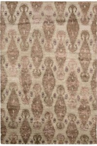 Capel Rugs Creative Concepts Cane Wicker - Dupione Crimson (575) Rectangle 8' x 8' Area Rug
