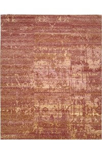 Capel Rugs Creative Concepts Cane Wicker - Couture King Chestnut (756) Rectangle 8' x 8' Area Rug