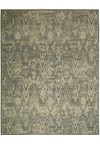 Capel Rugs Creative Concepts Cane Wicker - Canvas Linen (175) Rectangle 9' x 12' Area Rug