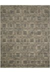 Capel Rugs Creative Concepts Cane Wicker - Vera Cruz Coal (350) Rectangle 9' x 12' Area Rug