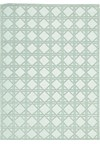 Capel Rugs Creative Concepts Cane Wicker - Canvas Glacier (419) Rectangle 9' x 12' Area Rug