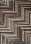 Capel Rugs Creative Concepts Cane Wicker - Canvas Black (314) Rectangle 10' x 10' Area Rug