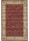 Capel Rugs Creative Concepts Cane Wicker - Canvas Charcoal (355) Rectangle 10' x 14' Area Rug