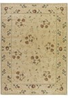 Capel Rugs Creative Concepts Cane Wicker - Canvas Jockey Red (527) Rectangle 10' x 14' Area Rug
