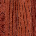 "Mohawk Oakland: Oak Cherry 3/8"" x 3"" Engineered Hardwood WE34 42"
