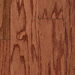 "Mohawk Oakland: Oak Autumn 3/8"" x 5"" Engineered Hardwood WE35 30"