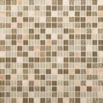 "Daltile Marvel: Radiance 5/8"" x 5/8"" Glass Mosaic Tile MV30-5858MS1P"