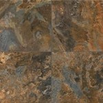 Armstrong Alterna Allegheny Slate: Copper Mountain Luxury Vinyl Tile D6332