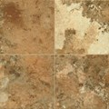 Armstrong Alterna Athenian Travertine: Honey Onyx Luxury Vinyl Tile D4340