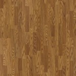 Shaw Natural Values II Plus Collection: Mellow Oak 7mm Attached Pad Laminate SL255 860
