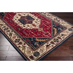 "Surya Ancient Treasures Federal Blue (A-134) Rectangle 3'3"" x 5'3"""