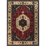 "Surya Ancient Treasures Federal Blue (A-134) Rectangle 8'0"" x 11'0"""
