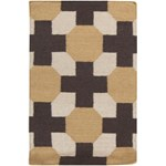 "Surya Smithsonian Archive Caramel (ACH-1716) Rectangle 2'0"" x 3'0"""