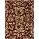 "Surya Alfredo Maroon (AFR-3315) Rectangle 5'3"" x 7'3"""