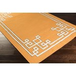 "Surya Beth Lacefield Alameda Pumpkin (AMD-1016) Rectangle 3'3"" x 5'3"""