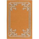 "Surya Beth Lacefield Alameda Pumpkin (AMD-1016) Rectangle 5'0"" x 8'0"""