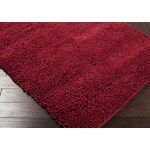 "Surya Aros Maroon (AROS-1) Rectangle 3'6"" x 5'6"""