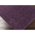 "Surya Aros Prune Purple (AROS-15) Rectangle 2'0"" x 3'0"""