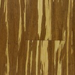 "USFloors Natural Bamboo Expressions Collection: Tiger 1/2"" x 5 1/4"" Locking Solid Strand Woven Bamboo 604LWT"