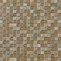 "Emser Lucente Stone and Glass Blends Mosaic 12"" x 12"" : Puntini"