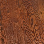 "From The Forest Oak Street: Brown Sugar Red Oak 3/8"" x 5"" Engineered Hardwood NW5SHSBRRO"
