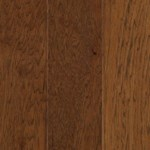 "Mohawk Pembroke: Hickory Suede 3/8"" x 5 1/4"" Engineered Hardwood WEC55-82"