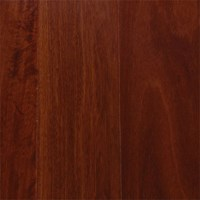 "Indusparquet Engineered: Santos Mahogany 5/16"" x 3"" Engineered Hardwood IPPFENGSM3"