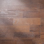 Faus Floor Cosmopolitan Collection: Hickory Barrel 10mm Laminate With Attached Pad 829975