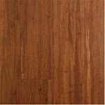"ECOfusion Strandwoven Solid Lock Bamboo: Carbonized 1/2"" x 4 1/2"" Solid Bamboo CSWSC11512"