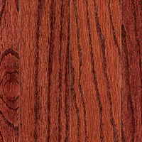 "Mohawk Forest Oaks: Oak Cherry 3/8"" x 3"" Engineered Hardwood WEC36 42"