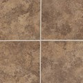 "American Olean Montego: Pebble Brown 12"" x 12"" Porcelain Tile MG971212P"