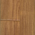 "Mohawk Zanzibar: Brazilian Tigerwood Natural 1/2"" x 5"" Engineered Hardwood WEK3 12"