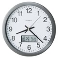 Howard Miller 625-195 Chronicle Non-Chiming Wall Clock