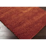 "Surya Cirrus Brick Red (CIRRUS-5) Rectangle 9'0"" x 12'0"""