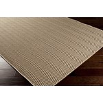 "Surya Elements Camel (ELT-1012) Rectangle 3'11"" x 5'7"""