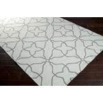 "Surya Frontier Celadon Tint (FT-233) Square 0'6"" x 0'6"""