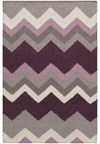 Surya Frontier Prune Purple (FT-268) Rectangle 2'0