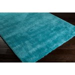 "Surya Heaven Deep Sky Blue (HEA-8012) Square 1'6"" x 1'6"""