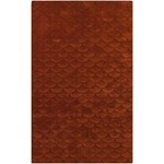 "Surya Kinetic Raw Sienna (KNT-3005) Rectangle 5'0"" x 8'0"""
