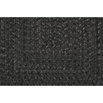 "Surya Liberty Coal Black (LIB-4400) Rectangle 2'3"" x 3'9"""